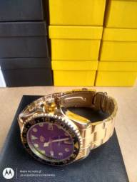 Relógio DHP primeira linha estilo Rolex