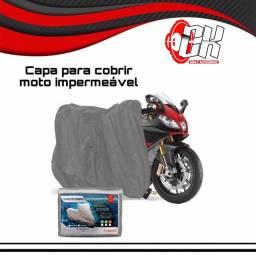 Capa para cobrir moto impermeável todos os tamanhos