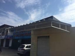 Título do anúncio: Vendo Toldo de telhas de zinco