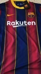 Título do anúncio: Camiseta Barcelona 20/21