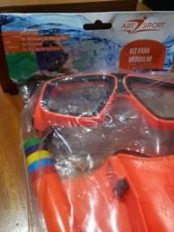 Kit de mergulho