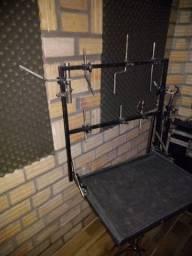 Mesa Pearl para acessórios de percussão