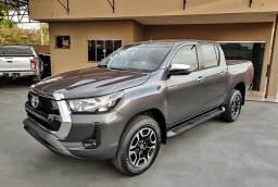 Título do anúncio: Toyota Hilux 2.8 D-4D TURBO CD SRV 4X4