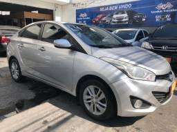 Hyundai HB20S Premium 1.6 Automático completíssimo + gnv