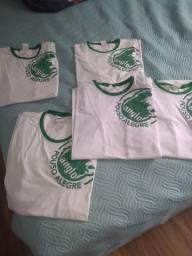 Camisetas Escola Anglo