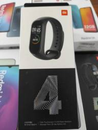 Extraordinário! MI BAND 4 DA  Xiaomi.. Qualidade superior!