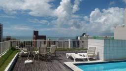 Título do anúncio: Apartamento 1 quarto mobiliado em Cabo Branco