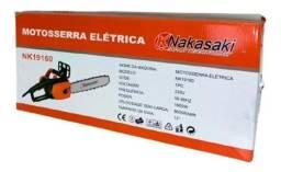 Título do anúncio: Motoserra elétrica Profissional 1900w