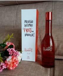 Perfume novo Humor
