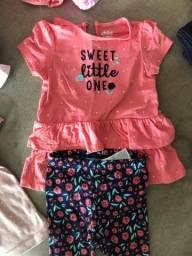 Título do anúncio: Lindo conjuntinho de roupa da Carter?s