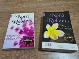 2 Livros Nora Roberts 2 em 1
