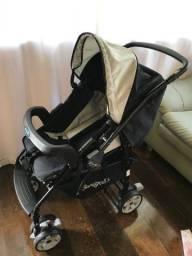 Carrinho de bebê usado Burigotto