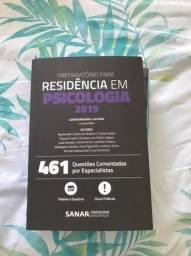 Título do anúncio: Preparatório para residência em psicologia 2019 - Sanar