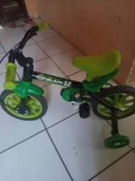 Título do anúncio: Bicicleta pra criança