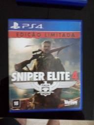 Título do anúncio: Sniper Elite 4