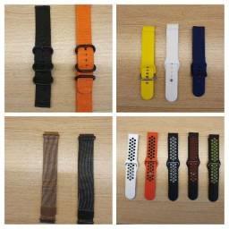 Pulseiras 20MM e 22MM para Smartwatch