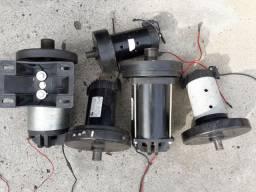 Motor de esteira Caloi ou Athletic