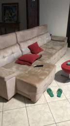 Limpeza de estofados e tapetes em geral