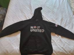 Título do anúncio: Moletom Now United, Noah Urrea 07, tamanho G