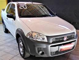 Fiat Strada Cabine Dupla Hard Work 2020 c/GNV