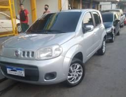 Título do anúncio: Fiat uno 1.0 2014 completo financia se com entrada a partir de 8.000