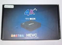 TV BOX 4K MX9