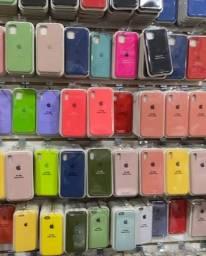 CASE AVELUDADA IPHONE