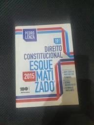 Livro de Direito Constitucional Esquematizado