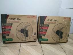 Título do anúncio: Dois ventiladores novos na caixa