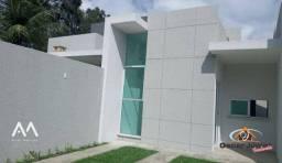Título do anúncio: Casa à venda, 70 m² por R$ 160.000,00 - Olho D'água - Eusébio/CE