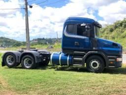 Scania T124 2005 6x2