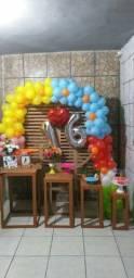 Kit de decoração para festa