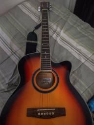 VIOLÃO USADO ELETROACÚSTICO CLA40CE Sb Class Guitar