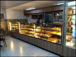 Balcoes de padaria sob medida - JM equipamentos