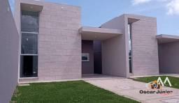 Título do anúncio: Casa com 3 dormitórios à venda, 90 m² por R$ 229.000,00 - Encantada - Eusébio/CE