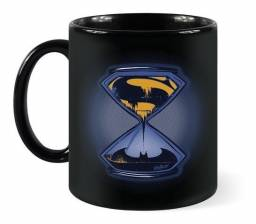 Caneca Batman Vs Superman Ampulheta