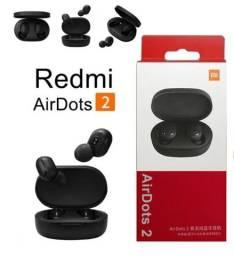 Fone De Ouvido Sem Fio Bluetooth Redmi Airdots 2