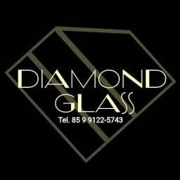 Espelhos e na diamond glassof