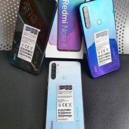 Sempre ele , o Smartphone da Xiaomi mais vendido do mundo - Redmi Note 8 64 gigas