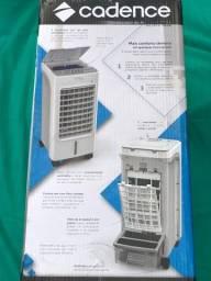 Climatizador grande, 3 funcoes,  Barato Preco de ventilador  ( mostruário)- apenas 349,00
