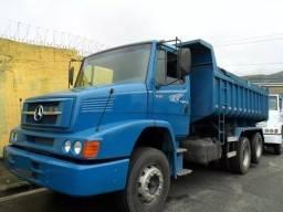 Título do anúncio: Caminhão Caçamba Mb 1620
