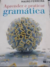 Aprender e Praticar Gramática - Mauro Ferreira