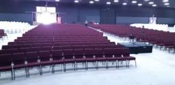 Poltronas para igrejas e auditórios