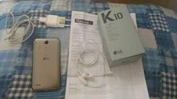 LG k10 novo Titanium