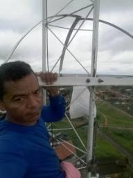 Estalador de antenas ) torrista trabalhamos em torres