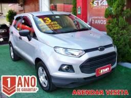 Ford Ecosport 1.6 S 2013 única dona Starveículos - 2013