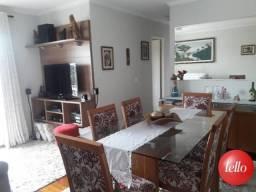 Apartamento à venda com 3 dormitórios em Santana, São paulo cod:58499