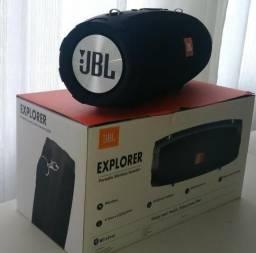 Caixa de som jbl explorer 2019