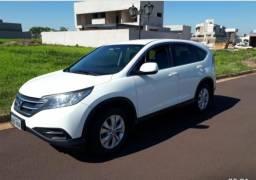 CRV LX 2.0 Branca gasolina - 2012