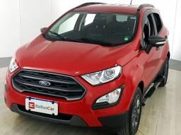 Ford EcoSport FREESTYLE 1.5 12V Flex 5p Aut. - Vermelho - 2019 - 2019
